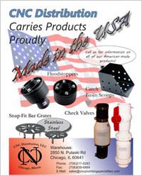Made in America Plumbing Specialties